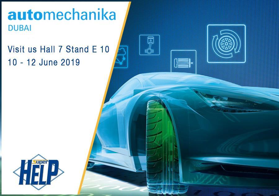 AUTOMECHANIKA DUBAI 2019Super Help