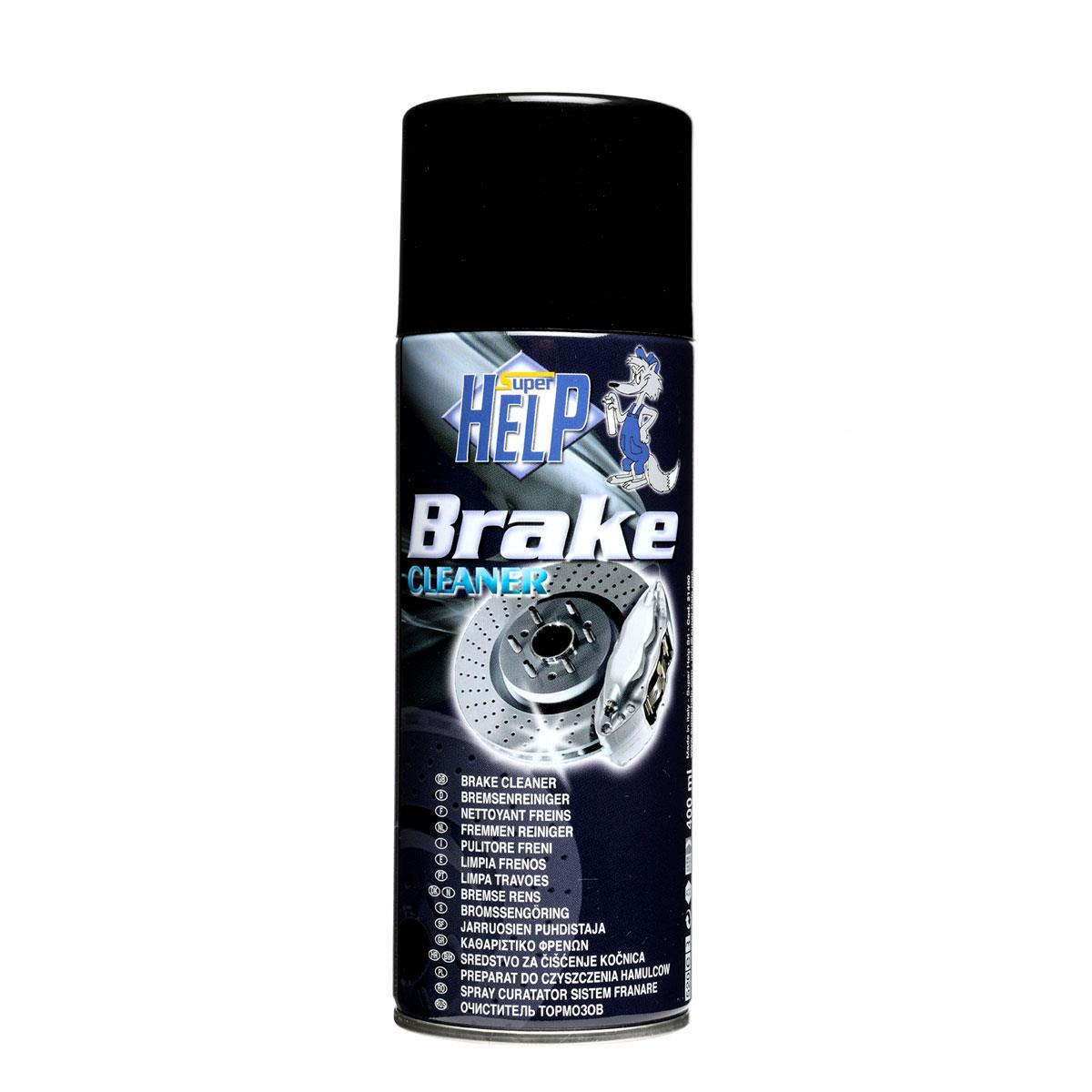BRAKE CLEANER 0 Super Help