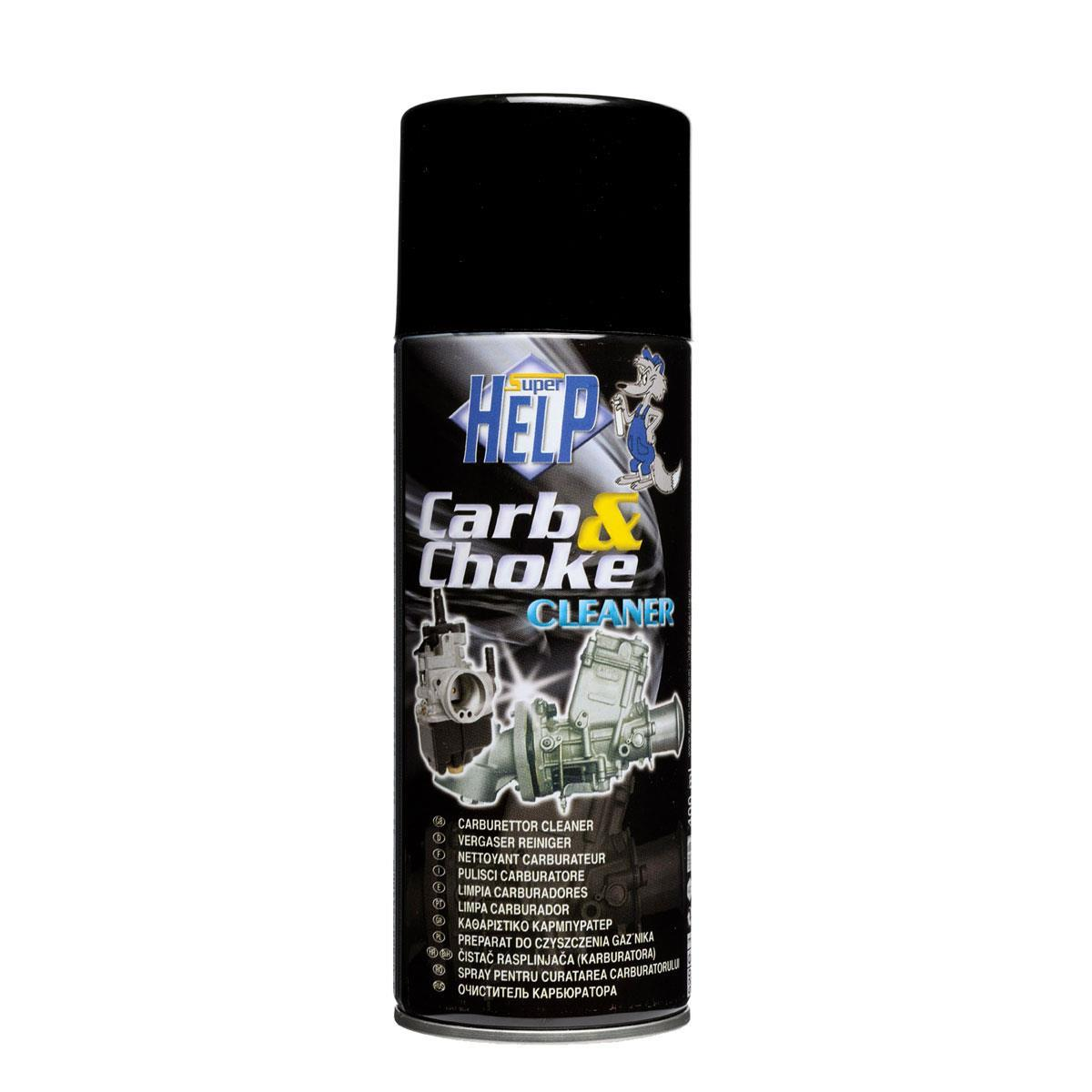CARB & CHOKE CLEANER 0 Super Help