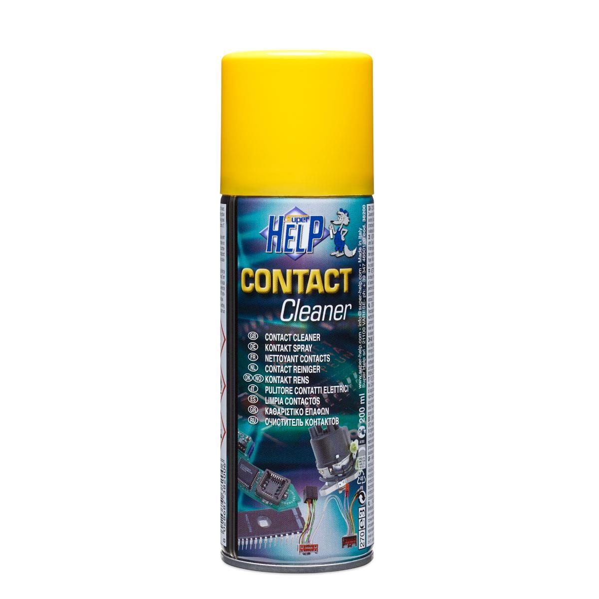 CONTACT CLEANER 0 Super Help